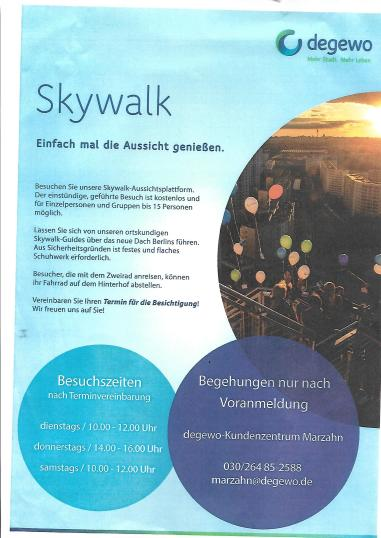Skywalk Flyer