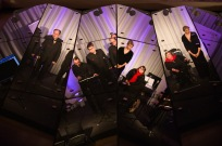Der Behindertenbeauftragte der Bundesregierung Jürgen Dusel besucht eine Abendveranstaltung zum Gedenken der 'Euthanasie' Opfer des Nationalsozialismus zur 75. jährigen Befreiung des Konzentrationslagers Auschwitz am 27.01.2020 im Kleisthaus in Berlin, Deutschland. Im Rahmen der Veranstaltung werden neben einem Konzert der inklusiven A-Capella-Ensemble Thonkunst aus Leipzig Texte aus der Schreibwerkstatt Marzahner Mark-Twain vorgetragen. (Behindertenbeauftragter / Christian Marquardt)